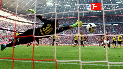 Klassiker: Bayern 4-1 Dortmund - As it happened!