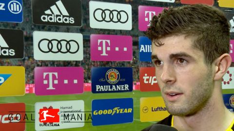 Watch: Pulisic gracious in defeat