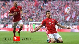 GOALMANIA's conclusion and a Rob-bery in Munich...