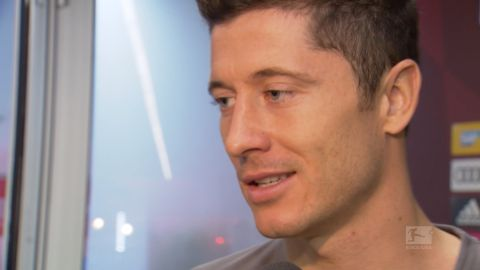 Watch: Lewandowski: 'Special game'