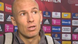 Watch: Robben: 'Really fun'