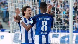 Watch: Hertha Berlin top 10 goals 2016/17