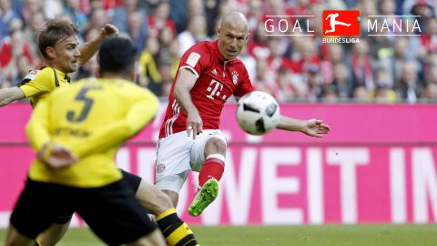 Watch: Bayern Munich 4-1 Dortmund - highlights