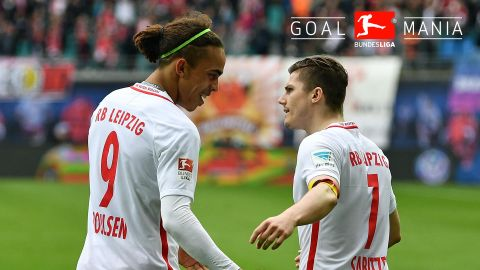 Watch: Leipzig 1-0 Leverkusen - highlights