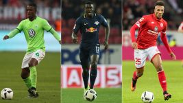 Bundesliga Rookie award: The March candidates