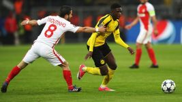 Dortmund slip to Monaco defeat