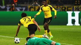 Dortmund 2-3 Monaco - As it happened!
