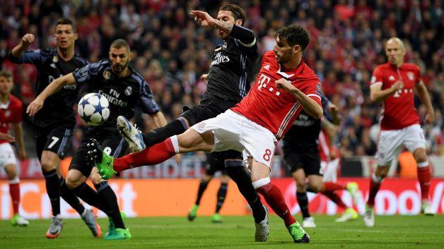 Bayern Munich vs Real Madrid - As it happened ...