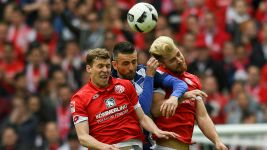 Mainz make home advantage count against Hertha