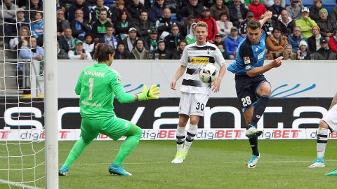 Hoffenheim beat Gladbach in eight-goal thriller