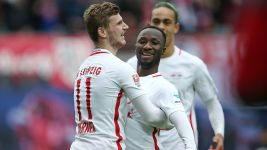 Leipzig secure top-four finish with Freiburg win