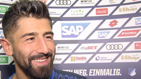 Watch: Demirbay: 'This is why we play football!'