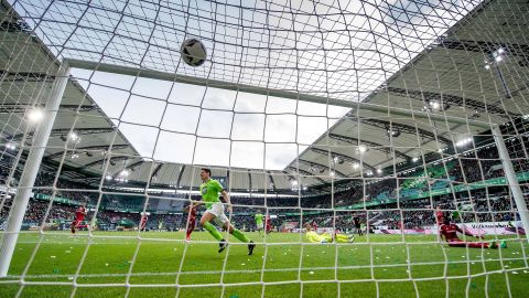 Watch: Wolfsburg 3-0 Ingolstadt - highlights