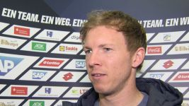 Watch: Nagelsmann: 'It was breathtaking'