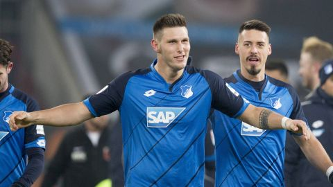 Watch: Süle, Hoffenheim's prototype centre-back