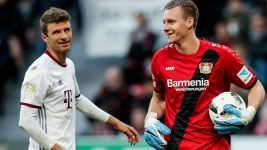 Watch: Leverkusen 0-0 Bayern - highlights