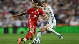 Bayern fall at last eight