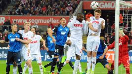 Watch: Cologne 1-1 Hoffenheim - highlights