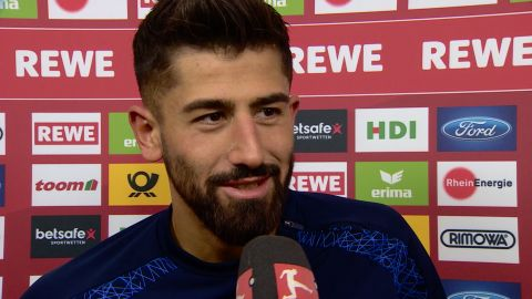 "Watch: Demirbay: ""We're all extremely happy!"""