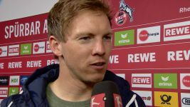 "Watch: Nagelsmann: ""Now the aim is third!"""