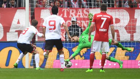 FT: Bayern 2-2 Mainz - as it happened!