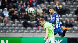 Watch: Hertha 1-0 Wolfsburg - highlights