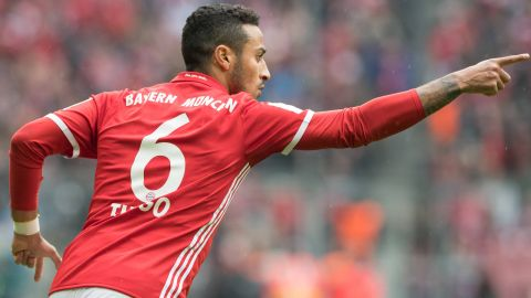 Watch: Thiago: Bayern's midfield magician