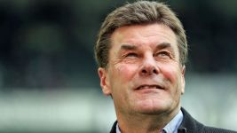Hecking leading Gladbach's charge for Europe