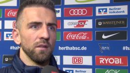 "Watch: Ibisevic: ""It's always a pleasure"""