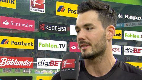 "Watch: Burki: ""We gifted Gladbach their goals"""