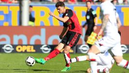 Watch: Freiburg 2-1 Leverkusen - highlights