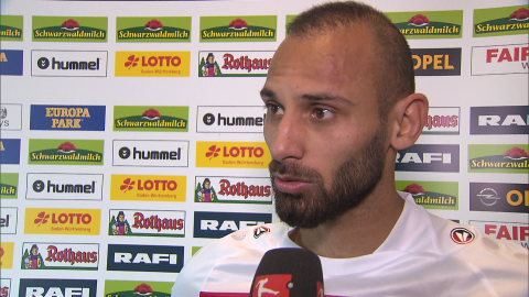 "Watch: Toprak: ""We're not thinking about Europe"""
