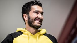 Dortmund's Sahin signs contract extension