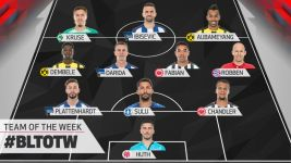 Watch: Matchday 30 Team of the Week