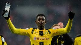 Dembele the difference as Dortmund down Bayern