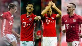 Bayern's golden oldies