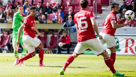 Watch: Mainz 1-2 Gladbach - highlights