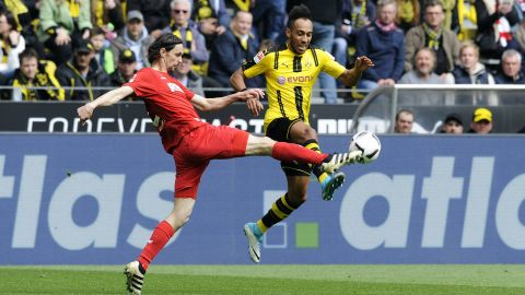 Dortmund secure Champions League against Cologne
