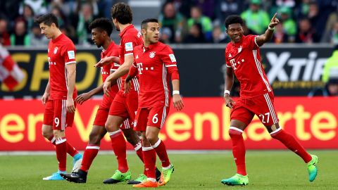Previous meeting: Wolfsburg 0-6 Bayern