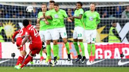 Watch: David Alaba: Bayern's free-kick wizard