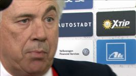 "Watch: Ancelotti: ""It was deserved"""