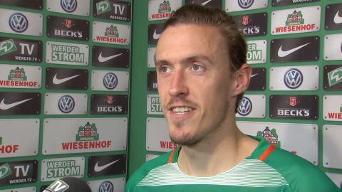 "Watch: Kruse: ""We'd be happy to reach Europe"""