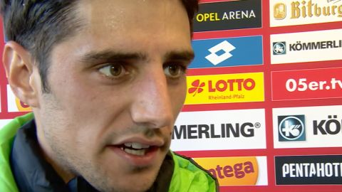 "Watch: Stindl: ""We always give our best"""