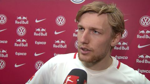 "Watch: Forsberg: ""We should've scored"""