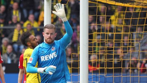 #BLMVP Matchday 31 candidate: Timo Horn