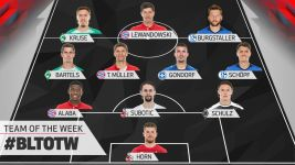 Watch: Matchday 31 Team of the Week