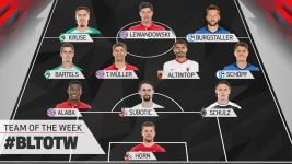 Matchday 31: Team of the Week