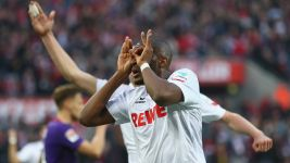 Modeste rocks up at Cologne