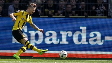 Previous meeting: Dortmund 2-1 Hoffenheim