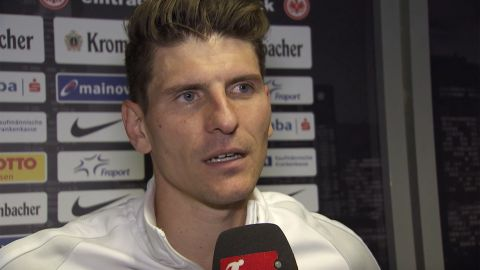 "Watch: Gomez: ""We played well and are happy"""
